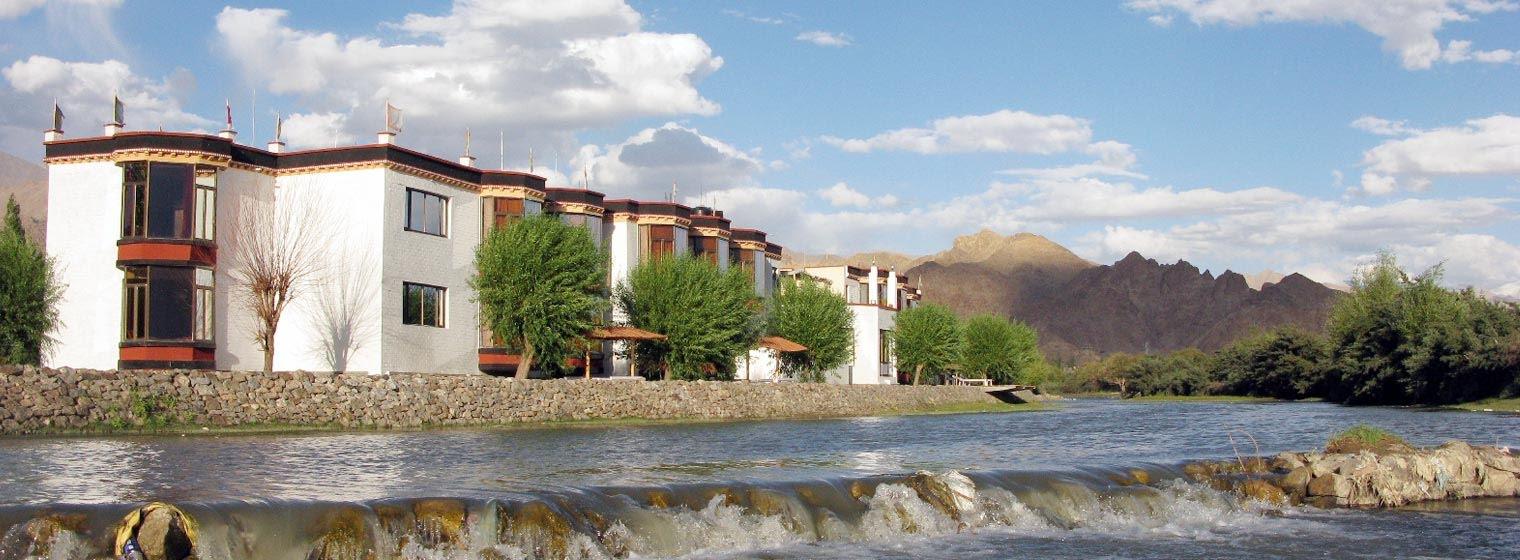 Hotel Nature Residency Leh Ladakh Market My Hotel