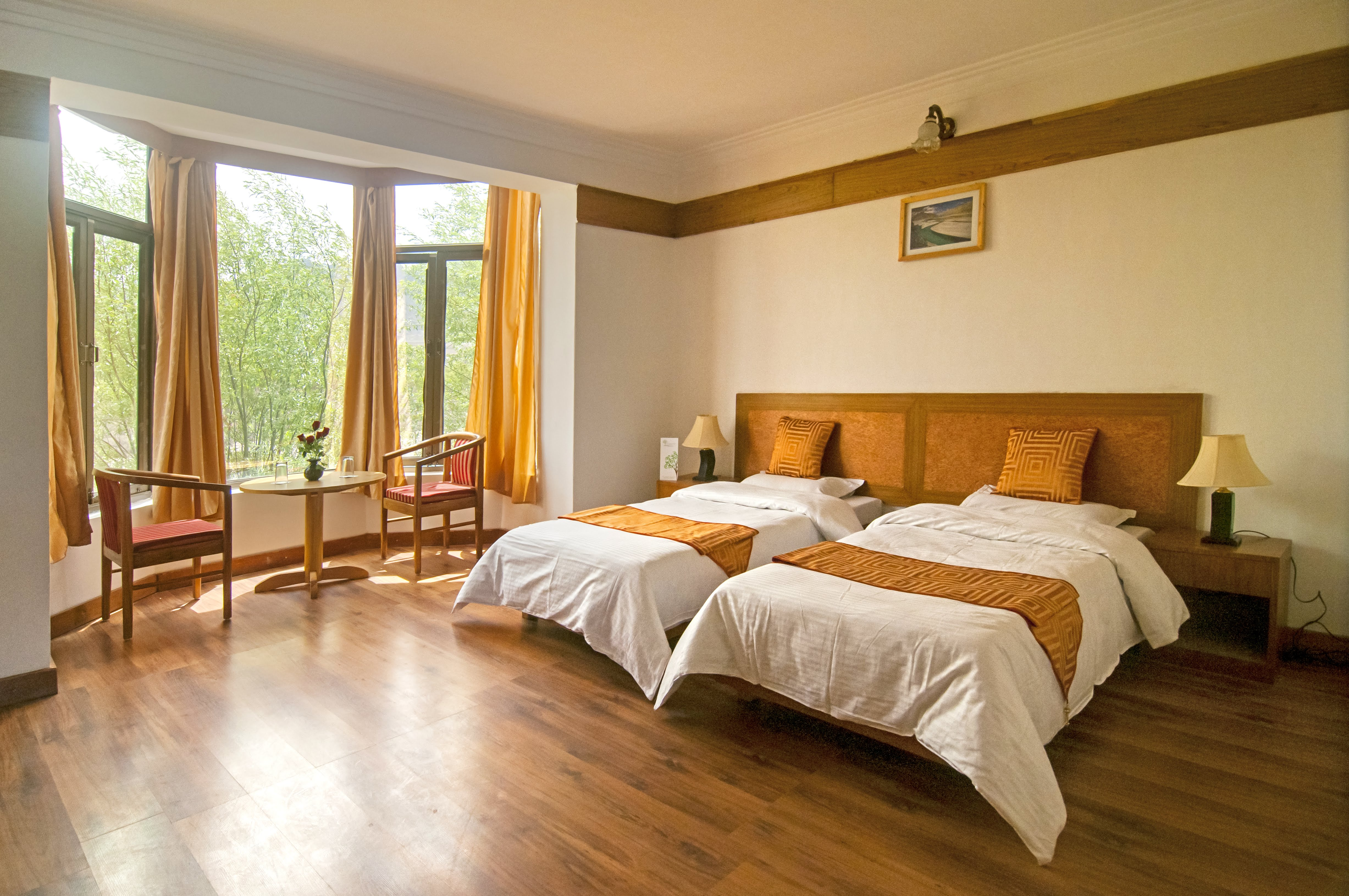 Super Deluxe River & Himalaya View Rooms 3 Hotel Nature Residency Leh Market My Hotel