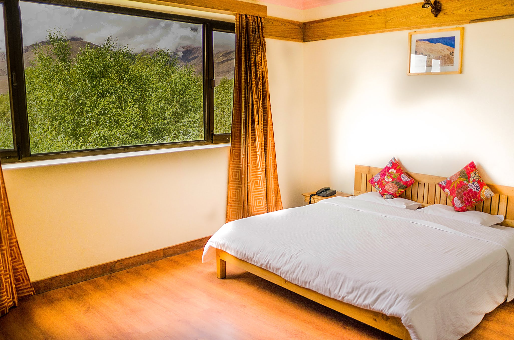 Super Deluxe River & Himalaya View Rooms 5 Hotel Nature Residency Leh Market My Hotel